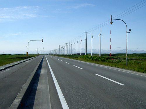 4. オトンルイ風力発電所