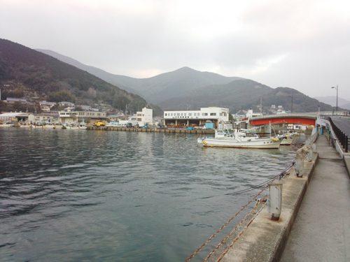 1.厳原港