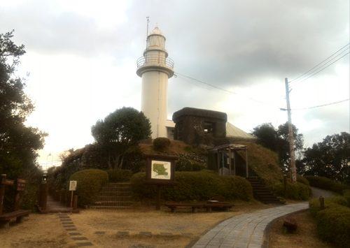鶴御埼灯台1