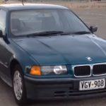 BMW318i ちょっとオシャレな大人のスポーツセダン