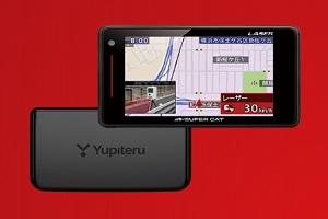 ユピテル レーダー 探知 機